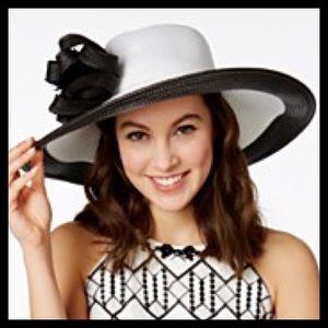 August Hat Company Hibiscus Romantic Wide Brim Hat